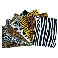 "9"" x 12"" Animal Print Wonderfoam 10 Pack CK-4332"