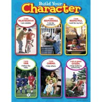 Build Your Character Chart  B56-38067