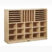 Multi-Section Storage Cabinet  ELR-0428