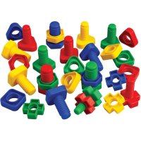 Giant Nuts and Bolts 96 pcs A39-430