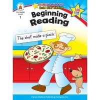 Gr 1 Beginning Reading Home Workbook (A15-104355)