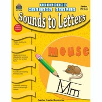 PreK-K Sounds to Letters Building Writing Series (B54-3245)