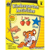 Ready Set Learn: Kindergarten Activities (B54-5959)