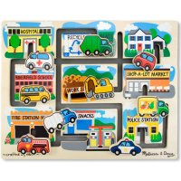 Vehicles Maze Puzzle D54-4301