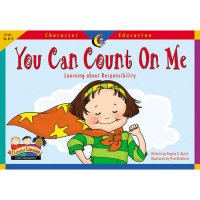 You Can Count On Me Character Education Reader D48-3129