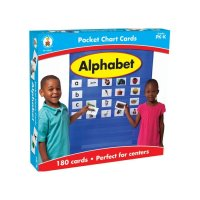 Alphabet Pocket Chart Game (PK K)  CD158151