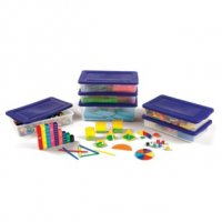 Grades 5-6 Manipulatives Kit for Hands-On Standards®: Photo-illustrated Lessons for Teaching with Math Manipulatives LER 0863