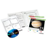 Radius® CD Card Set Science: The Solar System Grades 3-5 LER 6946