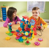 Gears! Gears! Gears!® Lights & Action Building Set LER 9209