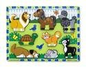 Pets Chunky Puzzle  Item MD- 3724
