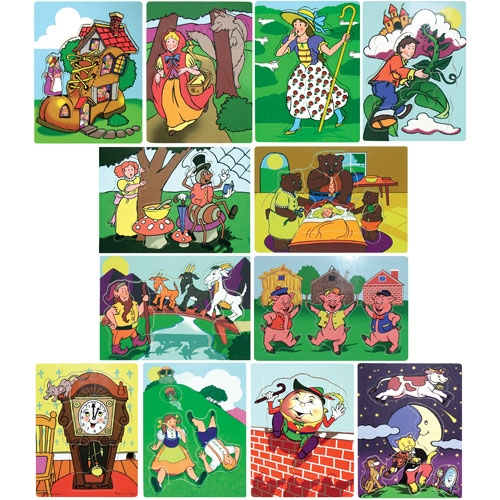 Nursery Rhymes Puzzles Gt Puzzles Amp Games Gt Alco Of Canada