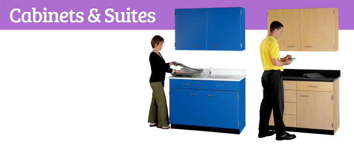 SUITES CABINETRY SOLUTIONS