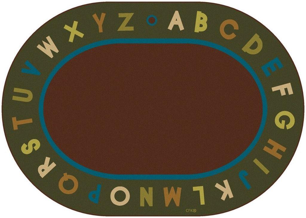 Alco Of Canada Gt Alphabet Circletime Gt Nature S Colours