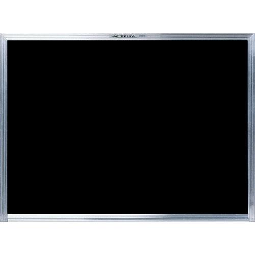 Black Chalk Board Aluminum Frame 4 X 6 48 X 72 Qtr Eca 406b