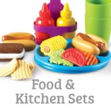 FOOD & KITCHEN SETS