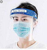 FACE MASKS & FACE SHIELDS