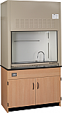 SCIENCE LAB FUME HOODS