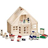 DOLLS, DOLL HOUSE & ACCESSORIES