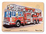 Fire Truck Sound Puzzle  Item #: MD-343