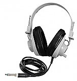 Deluxe Monaural Headphones CLF-2924AVPV With volume control