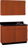 "36"" Wide Work Suite with Right Side Sink 84518 E36"