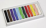 Square Student Pastels - 24 Assorted Colors CK-9424