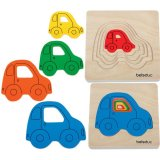 Car Layer Puzzle A70-BEL10142