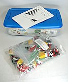 DNA Model Kit, 12 packets Grades: 7 - 12 AEP- R-DNA