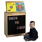 Big Book Display and Storage - Flannel ELR-0688