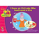 I Know An Old Lady Who Swallowed A One Sing Along & Read Along With Dr Jean