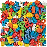 Lower Case Letter Beads 288 Pack R2186