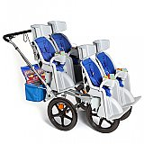 FOUR SEATER RUNABOUT CUBE STROLLERS R474NF-Cube