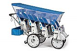 Runabout 8 Seater Sun Canopy with side Panels- 187-18