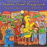 Sesame Street Playground CD BF
