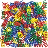 Silly Spring Beads 100 Pack R-2181