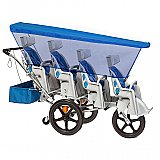 Runabout - 4 Seater Sun Canopy with side Panels 187-14
