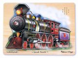Train Sound Puzzle  Item #:MD- 341