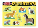Pets Sound Puzzle  Item #:MD- 730