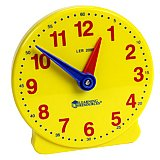Big Time™ 12-Hour Student Learning Clock® LER 2095
