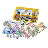 Canadian Currency-X-Change™ Activity Set