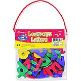 Magnetic Foam Lowercase Letters Ages 3-6  LER 6309