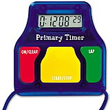 Primary Timers, Set of 6 Item # LER 8136