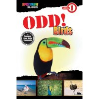 Spectrum Readers Odd! Birds  CD-704324