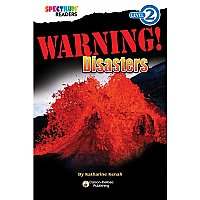 Spectrum Readers Warning! Disasters CD-704329