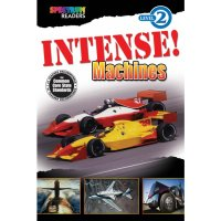 Spectrum Readers Intense! Machines  CD-704331