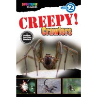 Spectrum Readers Creepy! Crawlers  SKU# 015-704333