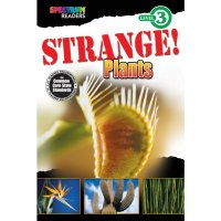 Spectrum Readers Strange! Plants  CD-704342