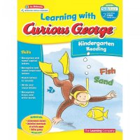 Learning with Curious George, Readi 9780547790961