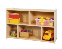 "Storage Unit Melamine Laminated 30"" H (COLOUR OPTION AVAILABLE) SWT-615 N"