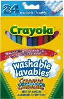 Crayola Washable Markers A65-8524